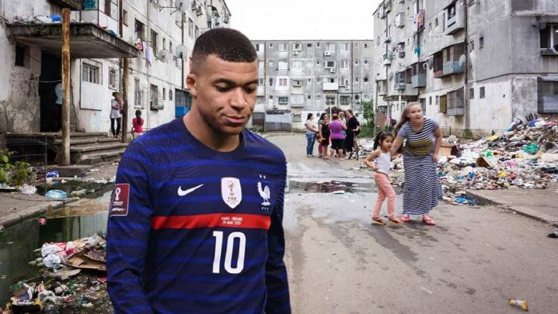 Kylian Mbappé, pedepsit pentru penaltyul ratat: a fost abandonat în Ferentari