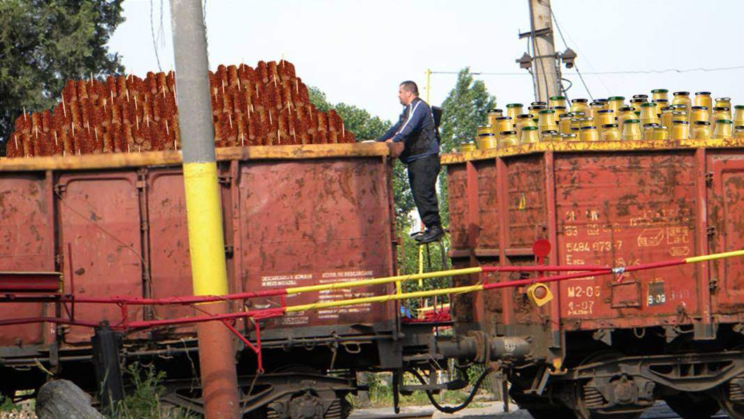 Terasa Obor salvează situația. A trimis trei vagoane cu mici la Dedulești!