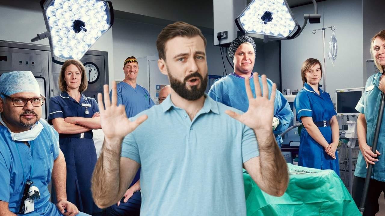 Un român și-a transplantat un deget lângă cur ca să se scarpine mai bine