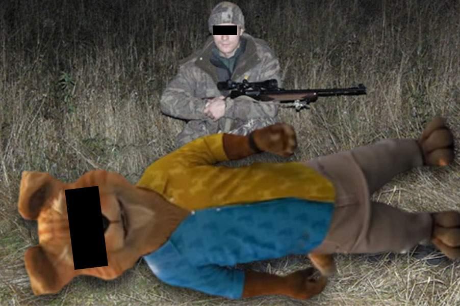 Prinţul de Bergenbier a împuşcat cel mai mare pisicâine din România