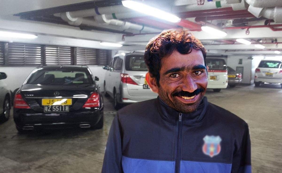 El e parcagiul român care a dat 1 milion € pe un loc de parcare în Hong Kong