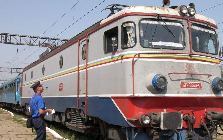 Trenul de Craiova rămas fără frâne e nimic! Cel de Țăndărei a rămas fără roți