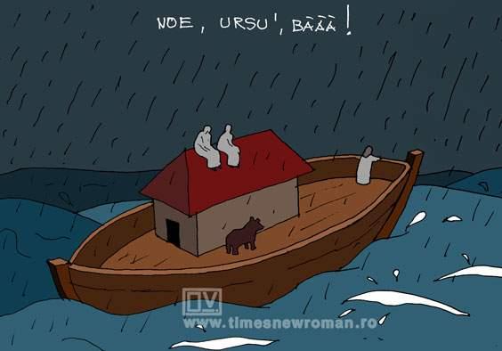 Mai rău ca Potopul
