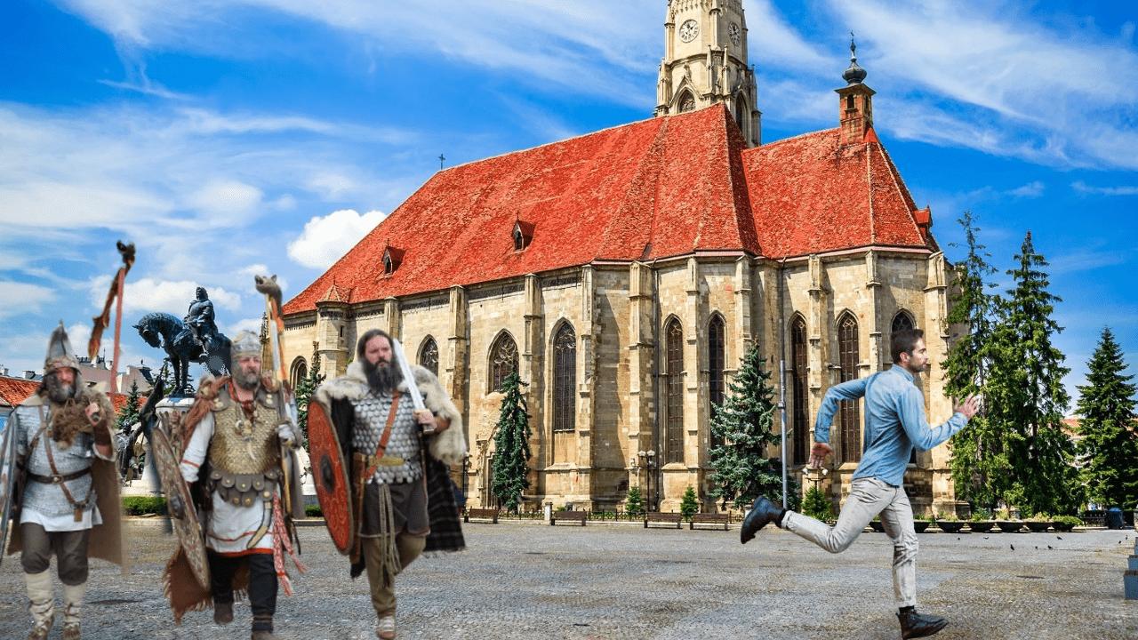 Clujean alungat din oraș, că avea zero prezențe la TIFF, Untold și Electric Castle
