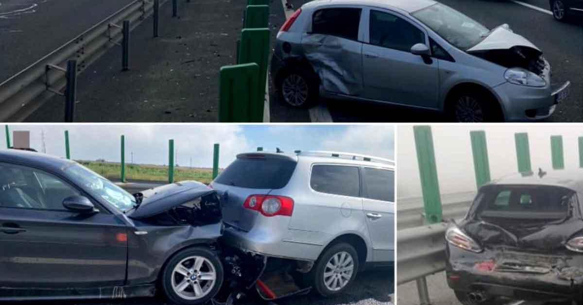 România închide toate autostrăzile până când șoferii învață să le folosească