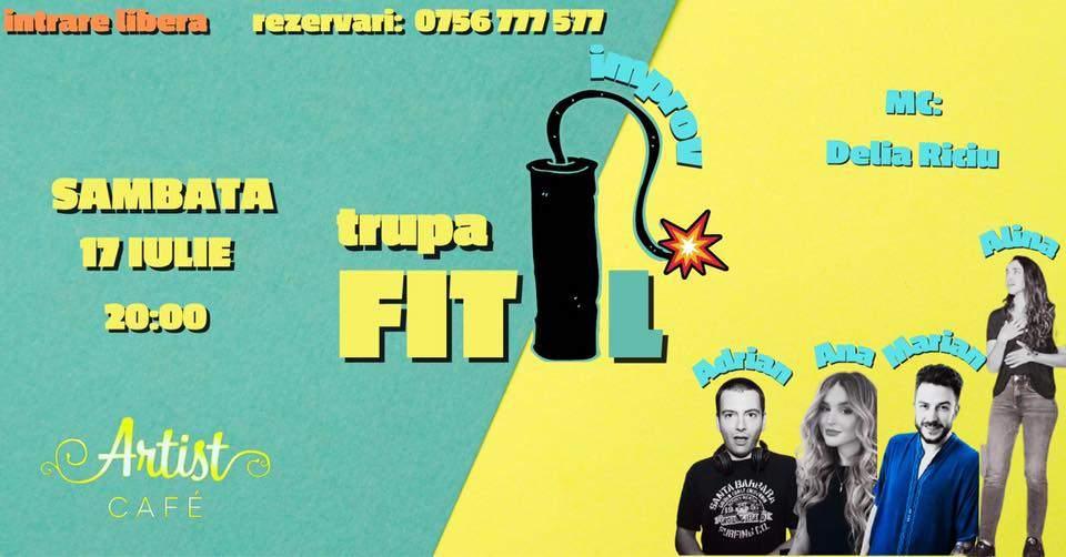 Debut show: Trupa Fitil