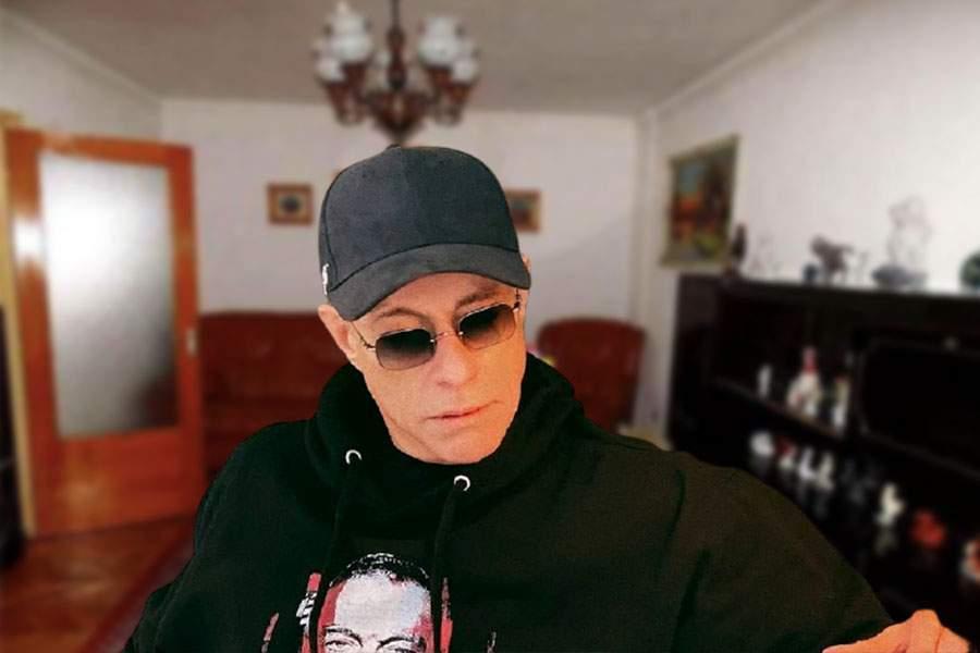 Van Damme, amendat. Asculta manele și dădea cu bormașina în garsoniera din Titan