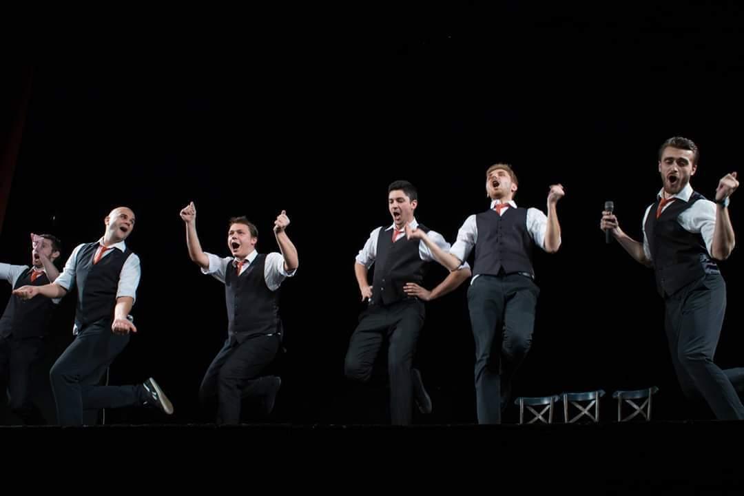 Backstage Boys Improv Show