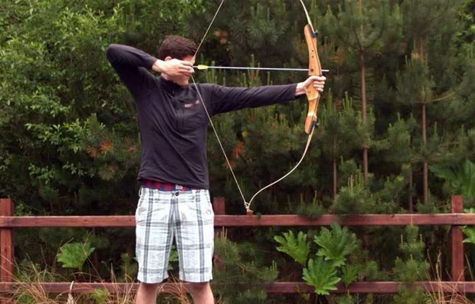 România nu l-a trimis nici anul acesta pe Marcu la proba de tir cu arcul