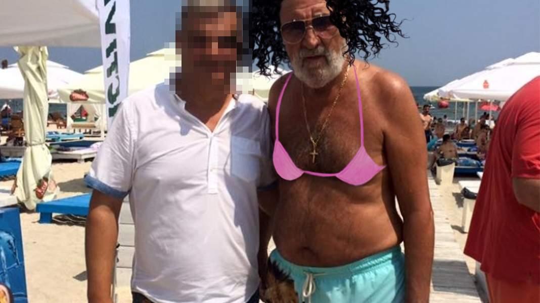 Mihaela Rădulescu, confundată cu Țiriac pe plajă. Avea mustață și sânii lăsați