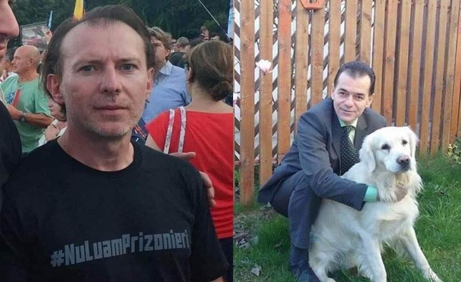 """Florin Cîțu, atac suburban la Ludovic Orban: """"Nu e wow, e lame!"""""""