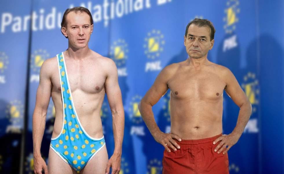 Alegeri pentru șefia PNL! Urmează proba decisivă: parada în costume de baie