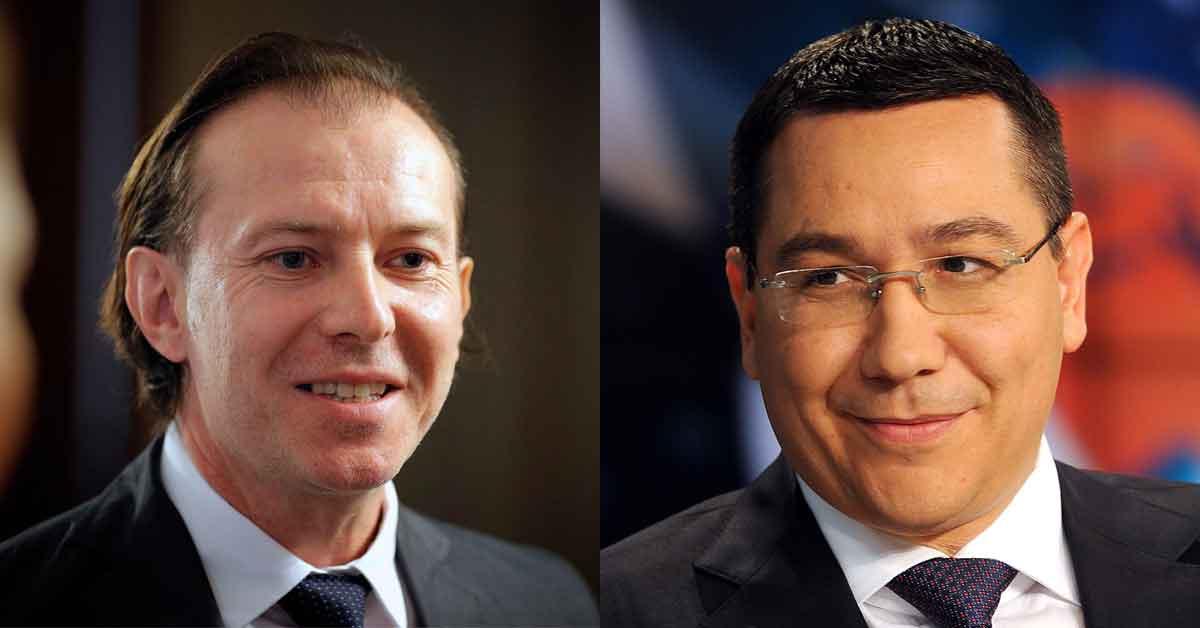 Premierul Cîțu, la doar 2 declarații de recordul lui Victor Ponta la minciuni