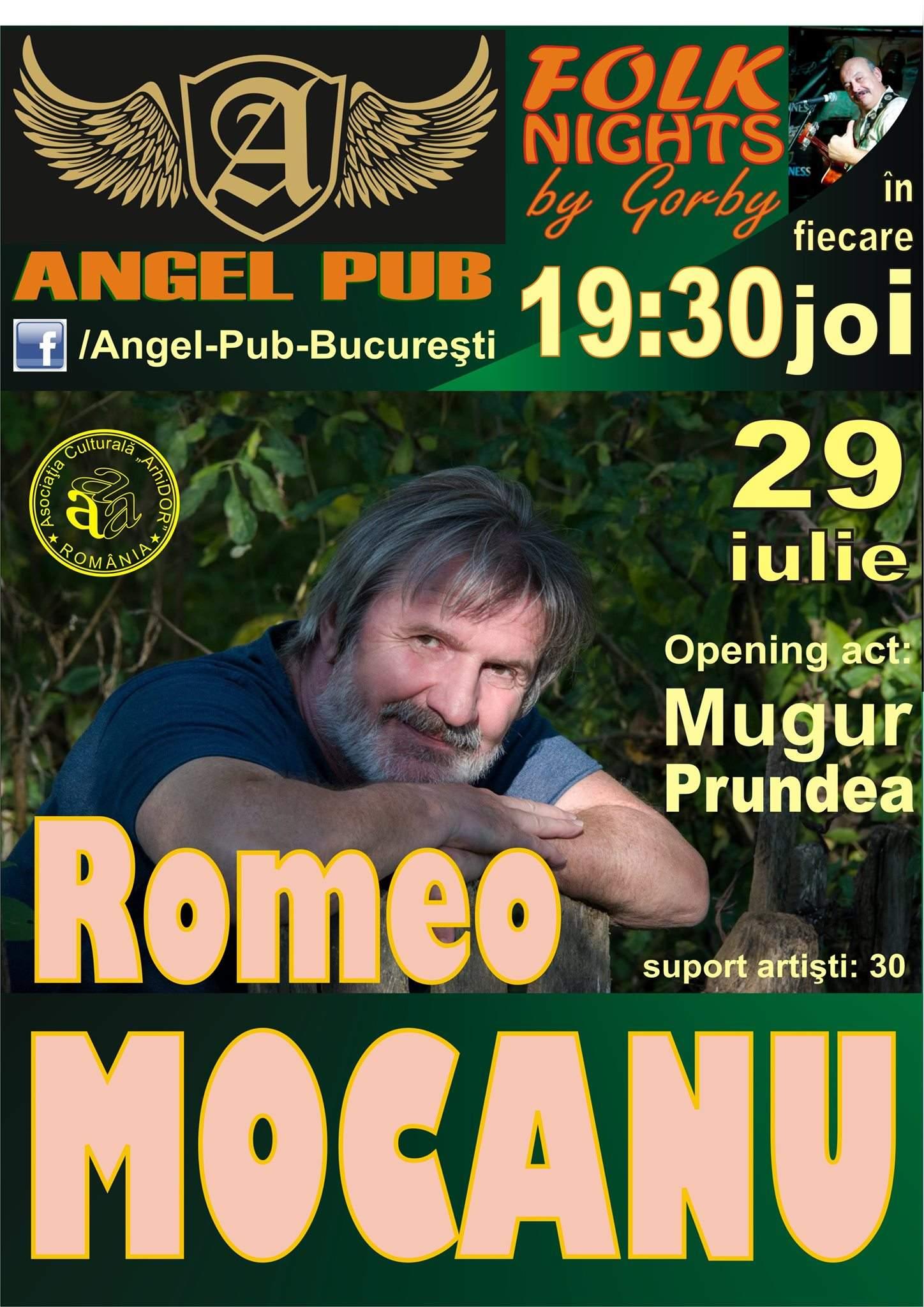 Romeo Mocanu @ Folk Nights by Gorby
