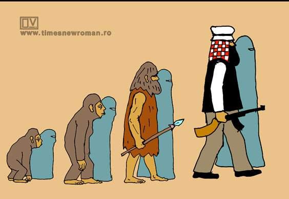 Evoluționismul în Afganistan