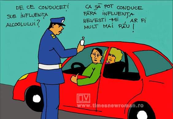 Un șofer responsabil