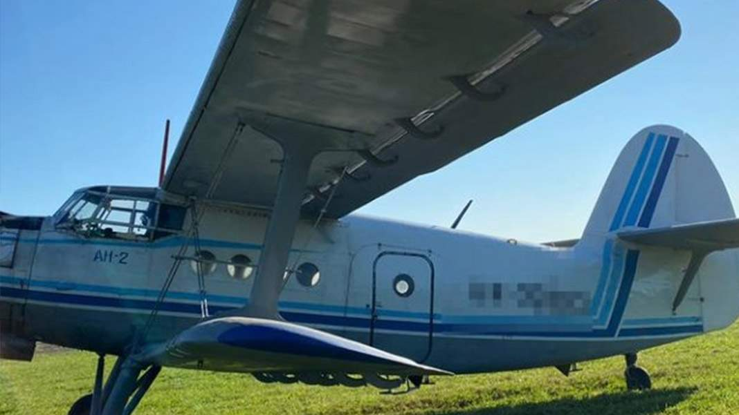 Exclusiv! Ministrul Bode dormea în spatele avionului de contrabandă din Ucraina