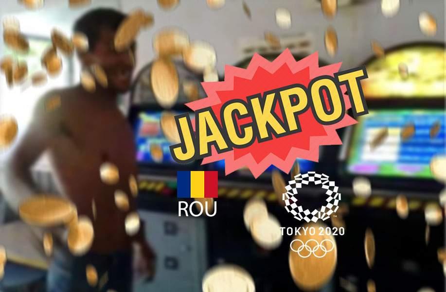 Echipa de păcănele a României a luat jackpotul de 1 milion de medalii de aur