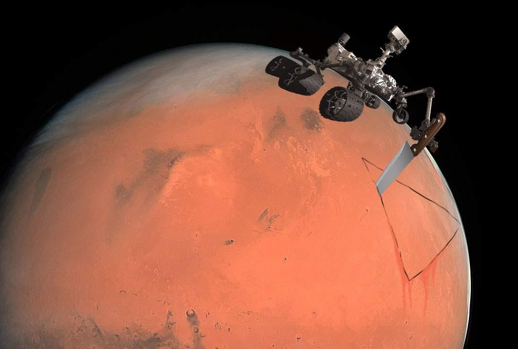 Agenţia Spaţială din Dăbuleni va da cep planetei Marte să vadă dacă e dulce
