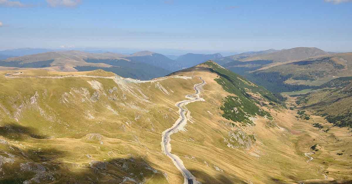 Oficial. Transalpina, cea mai frumoasă șosea pentru o bătaie în trafic
