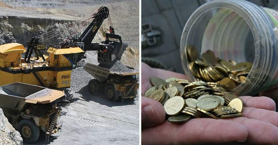 Zăcământ uriaș de monede de 1 ban, găsit la Mizil. Valorează peste 30 de lei!