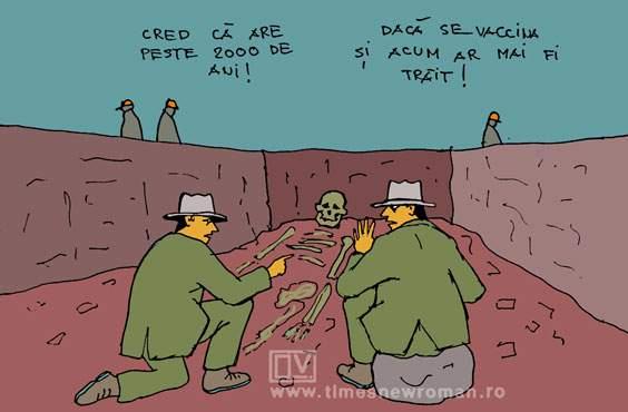 Arheologi în viitor