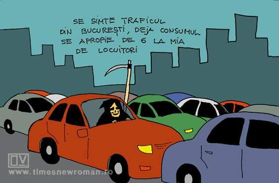 Consumul în București