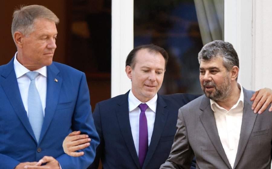 Iohannis, soluția salvatoare pentru șefia Guvernului: o zi Cîțu, o zi Ciolacu