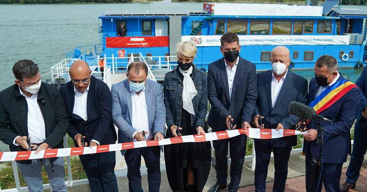 Turcan: Dunărea a funcţionat ilegal mii de ani pentru că n-a fost inaugurată oficial