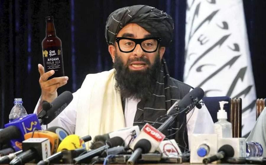 După ce au interzis bărbieritul, talibanii nu mai permit decât berea artizanală