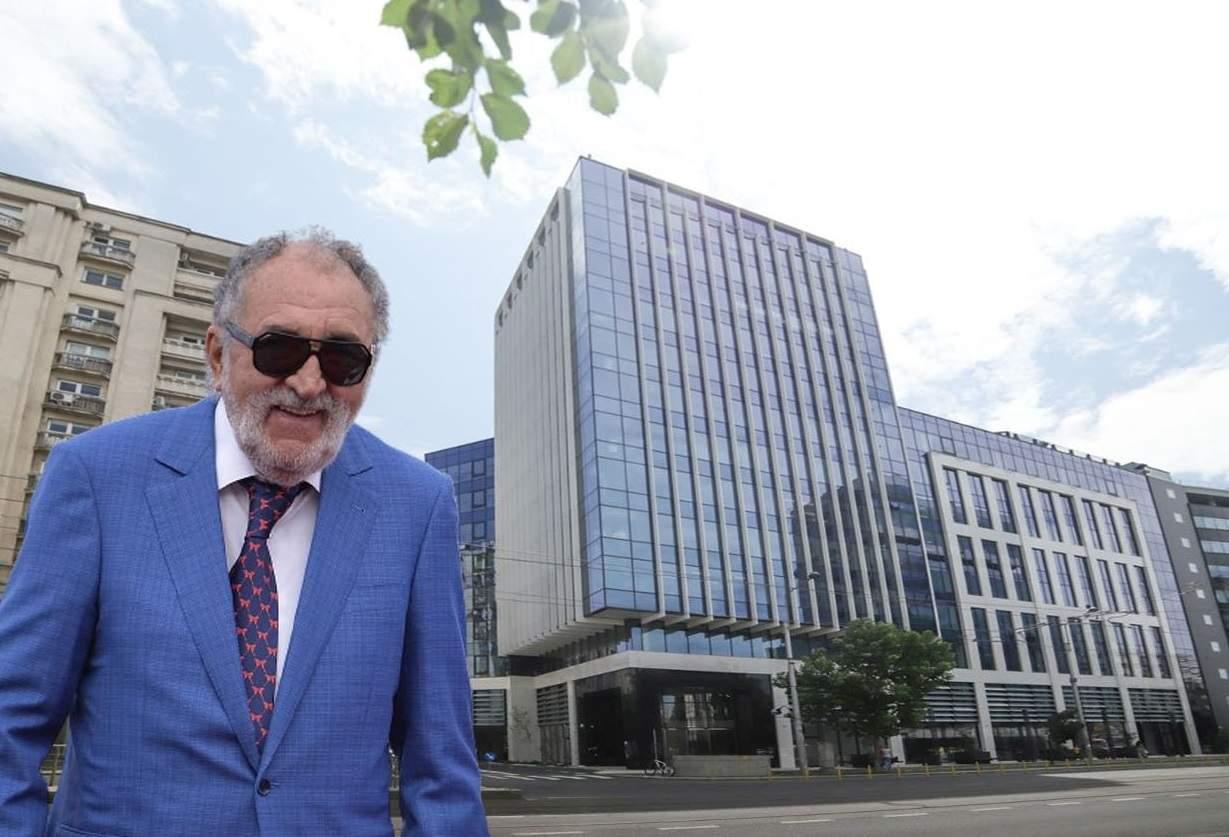 10 lucruri despre clădirile de birouri ale lui Ion Țiriac