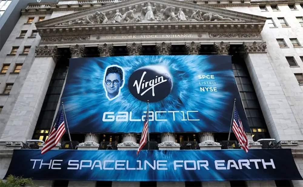Noul logo al companiei Virgin Galactic va fi faţa lui Iulian Bulai