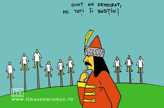 Vlad democratul