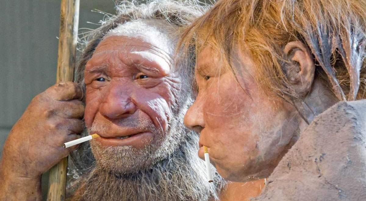 Oamenii au ținut mii de ani țigări neaprinse în gură, că nu descoperiseră focul