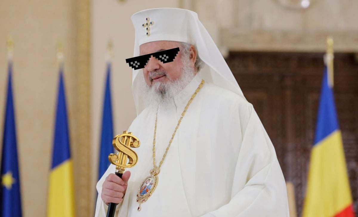 """Patriarhul, despre ancheta Recorder: """"O hatereală lame din partea unor săraki"""""""